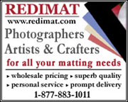 Redimat - Photographers, Artists & Crafters for all your matting needs